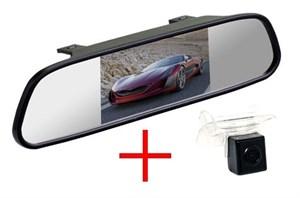Зеркало + камера cam-100 для Mercedes A (W176) (04-12), B (W246) (05-11)