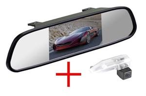 Зеркало + камера cam-067 для Lexus ES240 (06+), ES350 (06+), RX270 (10+), RX350 (09+), RX450H (09+) / IS220d (07+), IS250 (05+), IS250C (09+), IS350 (05+), IS300, IS F