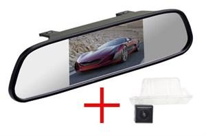 Зеркало + камера cam-112 для Lada Granta 2014+, Kalina 2 2013+, Vesta 2014+, XRAY 2015+