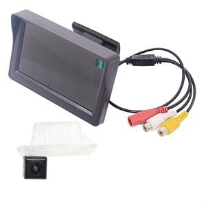 Монитор 4.3 дюйма + камера заднего вида для Lada