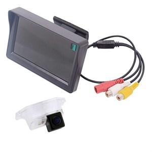Монитор 4.3 дюйма + камера заднего вида cam-048 для Mitsubishi Lancer 2007+