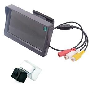 Монитор 4.3 дюйма + камера заднего вида для Mazda 6 хетч (06-08), CX-5 (11+), CX-7 (06+) , CX-9 (07+)