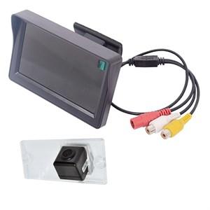 Монитор 4.3 дюйма + камера заднего вида cam-031 для Kia Sportage 05-10 / Sorento / Carnival