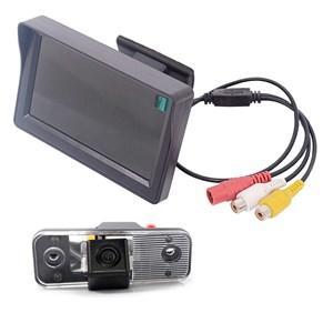 Монитор 4.3 дюйма + камера заднего вида cam-022 для Hyundai Santa Fe 2006-2012
