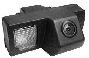 Камера заднего вида Incar VDC-028 Toyota Land Cruiser Prado 120 (запаска под днищем)