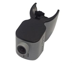 Видеорегистратор Redpower DVR-AUD2-N (серый) Wi-Fi Full HD для Audi (2004-2014) в коробе зеркала заднего вида