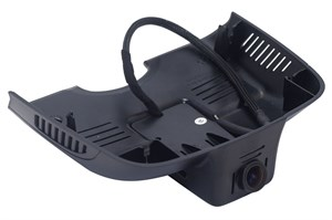 Видеорегистратор Redpower DVR-MBE-N (черный) Wi-Fi Full HD для Mercedes E class и С class в коробе зеркала заднего вида