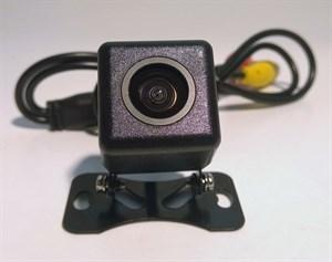 Универсальная камера заднего вида кубик SonyCCD (ночная съемка) 170 градусов
