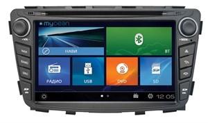 Штатная магнитола Mydean 2067 для Hyundai Solaris (2010-)