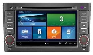 Штатное головное устройство MyDean 2053 для Suzuki Grand Vitara (2005-)