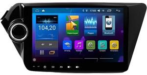 Штатная магнитола для Kia Rio 2011+ LeTrun 1526 Android 5.1.1 Intel SoFIA экран 9 дюймов
