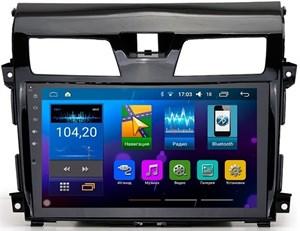 Штатная магнитола для Nissan Teana 2013+ LeTrun 1523 Android 5.1.1 Intel SoFIA экран 10,2 дюйма