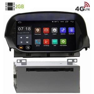 Штатная магнитола LeTrun 1847 Ford Ecosport Android 6.0.1 8 дюймов (4G LTE 2GB)
