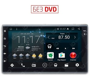 2 DIN IQ NAVI T58-2101 на Android 6.0.1 Octa-Core (8 ядер)