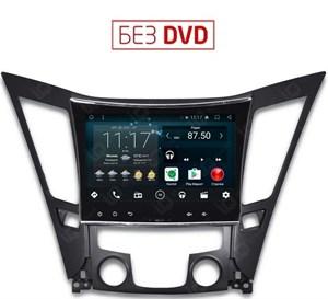 IQ NAVI T54-1609C Hyundai Sonata VI (YF) 2009-2014 на Android 6.0.1 Quad-Core (4 ядра) 9 дюймов;