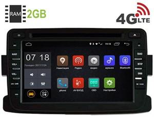 Штатная магнитола LeTrun 1952 Lada Xray 2016-2017 Android 6.0.1 (4G LTE 2GB)