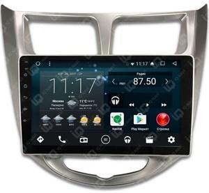 IQ NAVI T54-1608C Hyundai Solaris I 2011-2017 на Android 6.0.1 Quad-Core (4 ядра) 9 дюймов;
