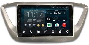 IQ NAVI T54-1617C Hyundai Solaris II 2017-2017 на Android 6.0.1 Quad-Core (4 ядра) 9 дюймов;