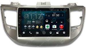 IQ NAVI T54-1612C Hyundai Tucson III 2015-2017 на Android 6.0.1 Quad-Core (4 ядра) 9 дюймов;
