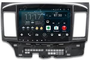 IQ NAVI T54-2004C Mitsubishi Lancer X 2007-2016 на Android 6.0.1 Quad-Core (4 ядра) 10.2 дюймов;