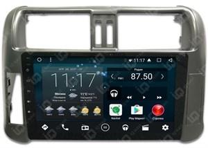 IQ NAVI T54-2911C Toyota Land Cruiser Prado 150 2009-2013 на Android 6.0.1 Quad-Core (4 ядра) 9 дюймов;