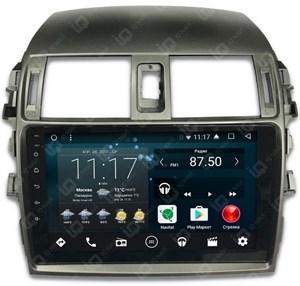 IQ NAVI T54-2904C Toyota Corolla X 2006-2013 на Android 6.0.1 Quad-Core (4 ядра) 10.2 дюймов;