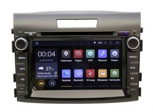 Штатная магнитола Ksize DVA-ZN7020 Honda CR-V 2012+ Android 6.0.1