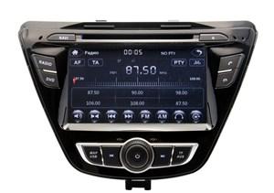 Штатная магнитола Ksize DV-SIEHDEL Hyundai Elantra, Avante 2014 + (нет TV)
