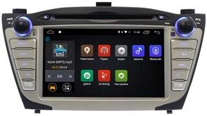 Штатная магнитола Ksize DVA-ZN7023 Hyundai ix35, Tucson 2010 - 2014 Android 6.0.1