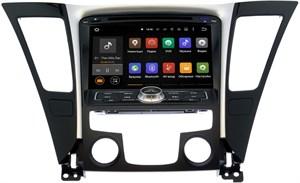Штатная магнитола Ksize DVA-ZN7026 Hyundai Sonata YF 2011 - 2014 Android 6.0.1