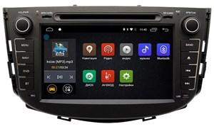 Штатная магнитола Ksize DVA-ZN7034 Lifan X60 Android 6.0.1