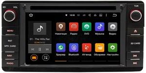 Штатная магнитола Ksize DVA-ZN7046 Mitsubishi ASX 2013+, Lancer 2013+, Outlander III 2013-2020, Pajero Sport 2014+, L200 2015+, Pajero 4 2014+ Android 6.0.1