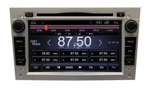 Штатная магнитола Ksize DVA-KR7045s Opel Astra, Corsa Android Серая