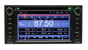 Штатная магнитола Ksize DVA-KR6203 Toyota Universal Android