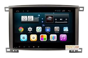 Штатная магнитола Ksize DVA-PH2720 для Lexus LX470 2003-2008 Android 6.0.1