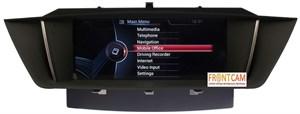 Штатная магнитола Ksize DVA-ZN7008 для BMW X1 Android 4.2