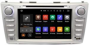 Штатная магнитола Ksize DVA-ZN7060 для Toyota Camry 2006-2011 на Android 6.0