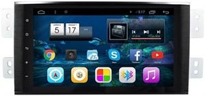 Штатная магнитола Ksize DVA-PH3995 для Kia Mohave 2008+ на Android 4.4.2
