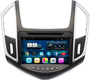 Штатная магнитола Ksize DVA-PH7692 для Chevrolet Cruze 2013+ на Android 6.0.1