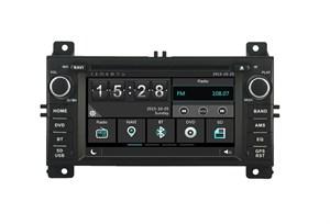 Штатная магнитола Ksize W2-E8840C для Jeep Grand Cherokee