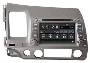 Штатная магнитола Ksize W2-E8313H для Honda Civic 4D 2006-2011