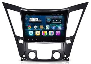 Штатная магнитола Ksize DVA-PH1883 для Hyundai Sonata VI (YF) 2009-2014 на Android 6.0.1