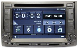 Штатная магнитола Ksize W2-E8253YS для Hyundai Starex, H1 2007-2016