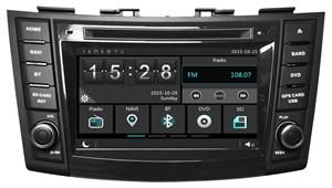 Штатная магнитола Ksize W2-E8653X для Suzuki Swift 2011+