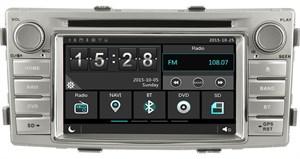 Штатная магнитола Ksize W2-E8138T для Toyota Hilux 2012+