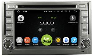 Штатная магнитола Roximo CarDroid RD-2007D для Hyundai Starex, H1 (Android 8.0) DSP