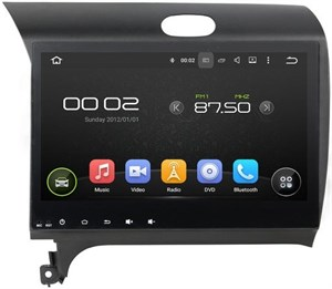 CarMedia KD-1071 Kia Cerato 3 на Android 5