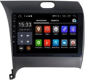 Штатное головное устройство CarMedia MKD-9054 Kia Cerato 3 на Android 7