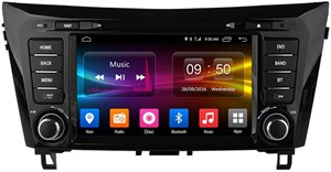 CarMedia OL-8667 для Nissan Qashqai II 2014+, X-Trail 2015+ на Android  6.0
