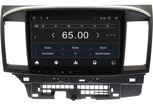 Штатная магнитола Wide Media WM-CF3042NC для Mitsubishi Lancer X 2007-2016 Android 7